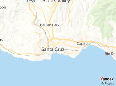 Direction for - 24 Hour Fitness Santa Cruz,California,US