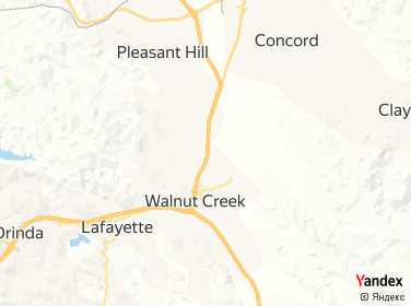 Direction for - 24 Hour Fitness Walnut Creek,California,US