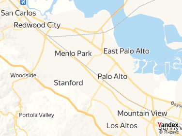 Direction for - 1185 Design Palo Alto,California,US