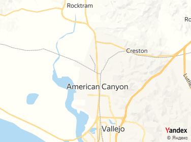 American Canyon Collision