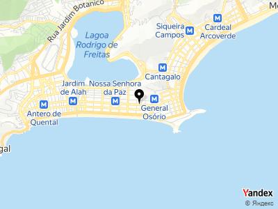d34391d6f046 Como Chegar - Lojas Americanas Express - Rua Visconde de Pirajá, 174 - Rio  de Janeiro, RJ