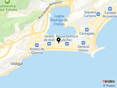 bfc67d1b764b Como Chegar - Lojas Americanas - Rua Visconde de Pirajá, 526 - Rio de  Janeiro, RJ
