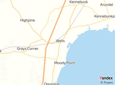 ➡️ York Hospital Family Practice Maine,Wells,114 Sanford