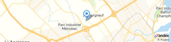 La Crémière Lebourgneuf Québec