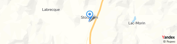 Club de Golf Stoneham Stoneham-et-Tewkesbury 56 1e Avenue