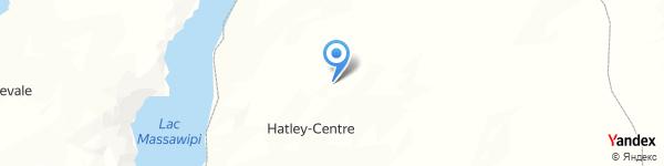 Centré-Questre Tandem Hatley
