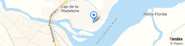 Metro Trois-Rivières boulevard Ste-Madeleine