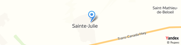 Centre de Santé Chiropratique Ste-Julie