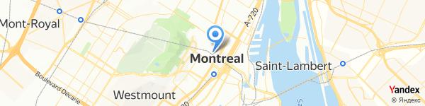 Antoine Laoun Opticien Montréal rue Sainte-Catherine Ouest