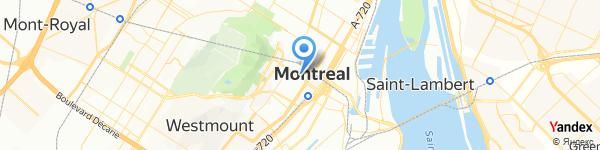 Lacoste Montréal 1011 Rue Ste-Catherine O