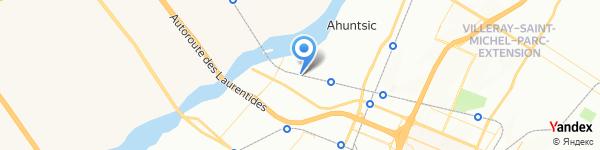 Aqua-Vac Montréal 11753 Rue Letellier