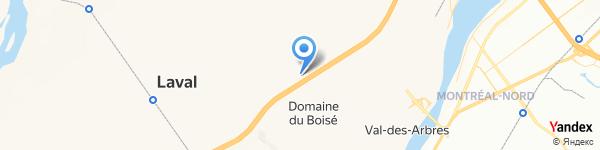 Acces Pharma Walmart Laval Boul. Robert-Bourassa