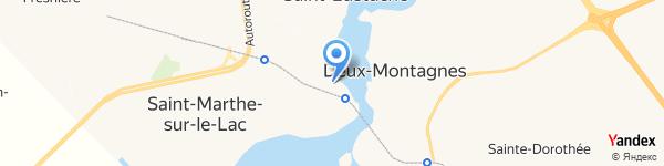 CPE des Deux-Montagnes Deux-Montagnes 825 Rue de la Chapelle