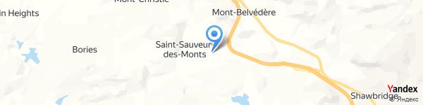 Relais St-Denis Saint-Sauveur 61 Avenue St Denis