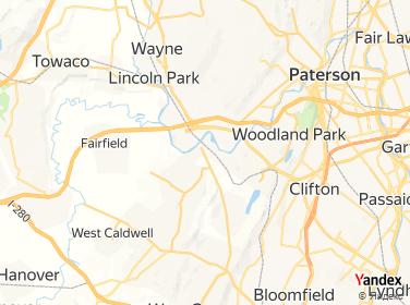 Direction for - Osaka Sushi Woodland Park,New Jersey,US
