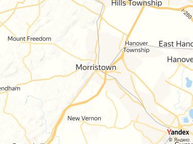Direction for - 23 South Morristown,New Jersey,US