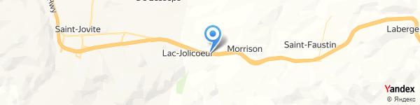 Motel Tremblant Mont-Tremblant 6 QC-117