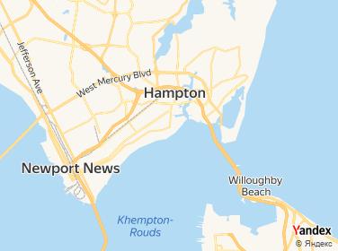 Direction for - 1 Nails Hampton,Virginia,US