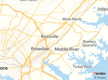 ➡️ Lab Corp Medical Labs Maryland,Rosedale,6820 Hospital