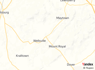 Direction for - Warrington Municipal Twp Bldg Wellsville,Pennsylvania,US