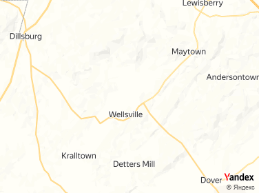 Direction for - Warrington Sporting Clays Wellsville,Pennsylvania,US