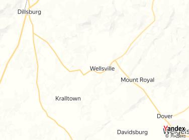 Direction for - Ace Auto Mart Wellsville,Pennsylvania,US