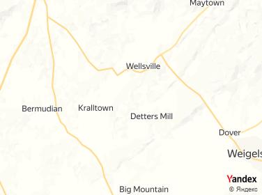 Direction for - Staub's Automotive Wellsville,Pennsylvania,US