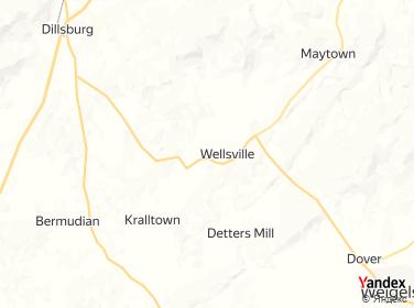 Direction for - Warrington Foreign Auto Parts Wellsville,Pennsylvania,US