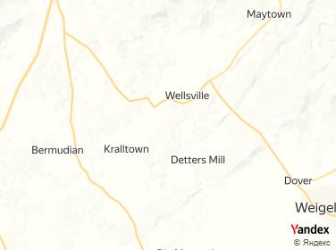 Direction for - Hobby Horse Stable Wellsville,Pennsylvania,US