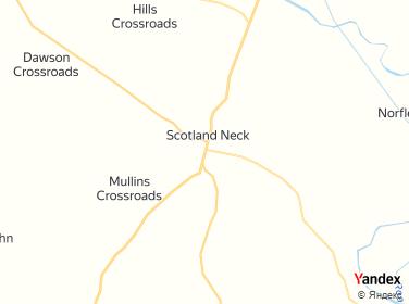 Direction for - 258 Service Ctr Scotland Neck,North Carolina,US