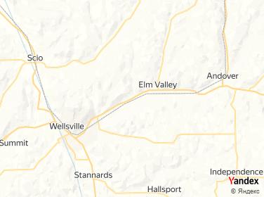Direction for - Allegany Arc Wellsville,New York,US