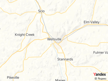 Direction for - Allegany County Assn-The Blind Wellsville,New York,US