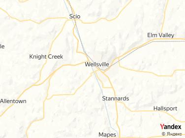 Direction for - Duke Hose Co-Fire Dept Wellsville,New York,US