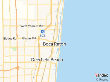 Direction for - Eric N Klein  Assoc Boca Raton,Florida,US