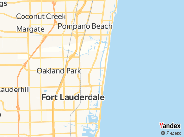 Direction for - 2400 Properties Fort Lauderdale,Florida,US