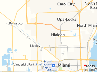 ➡️ Caribe Express Parcel Delivery Florida,Hialeah,419 W