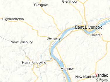 Direction for - Allietta Ford Wellsville,Ohio,US