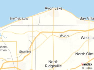 Direction for - Americlean Restoration Avon,Ohio,US