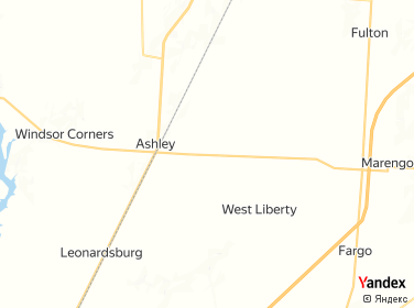Ashley Ohio Map.229 Storage Warehouses Self Storage Ohio Ashley 2110 State Route 229