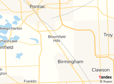 Direction for - 21 E Long Lake Rd Office Bloomfield Hills,Michigan,US