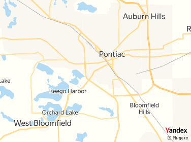 Direction for - Orchard Woods Apartments Pontiac,Michigan,US