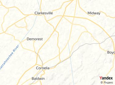 Georgia Mountains istian