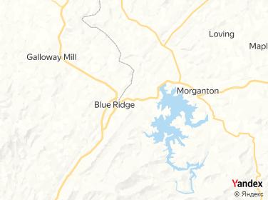 Direction for - Fannin County Middle School Blue Ridge,Georgia,US