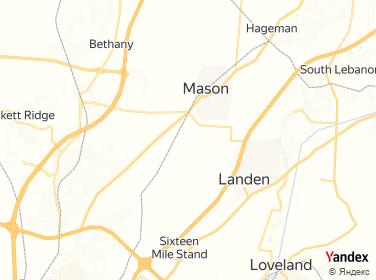 Direction for - 24 7A Locksmith Mason,Ohio,US