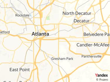Direction for - 1 Nails Atlanta,Georgia,US