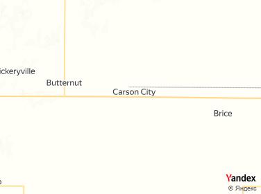 ➡️ Independent Bank Banks Michigan,Carson City,323 W Main