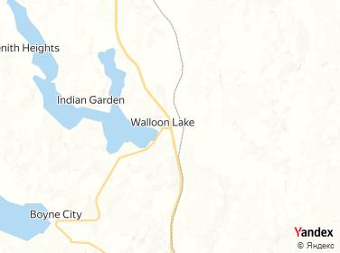 Lake Area Collision