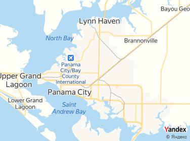 Direction for - 23Rd Street Plaza Panama City,Florida,US