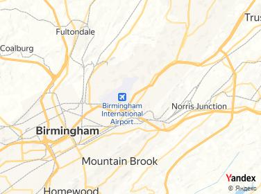 Direction for - Seville Trucking Inc Birmingham,Alabama,US
