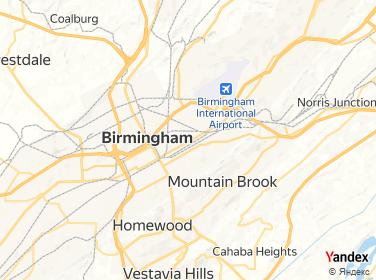 Direction for - 1St Exxon BIRMINGHAM,Alabama,US